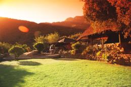 Desert Rose Kenya lodge safari