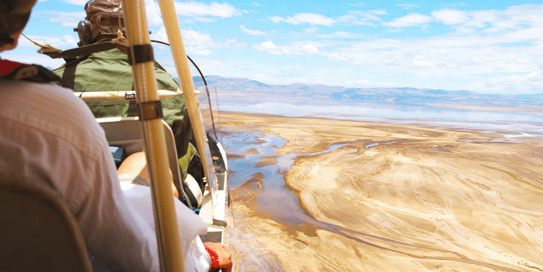 NORTHERN FRONTIER FLYING SAFARIS