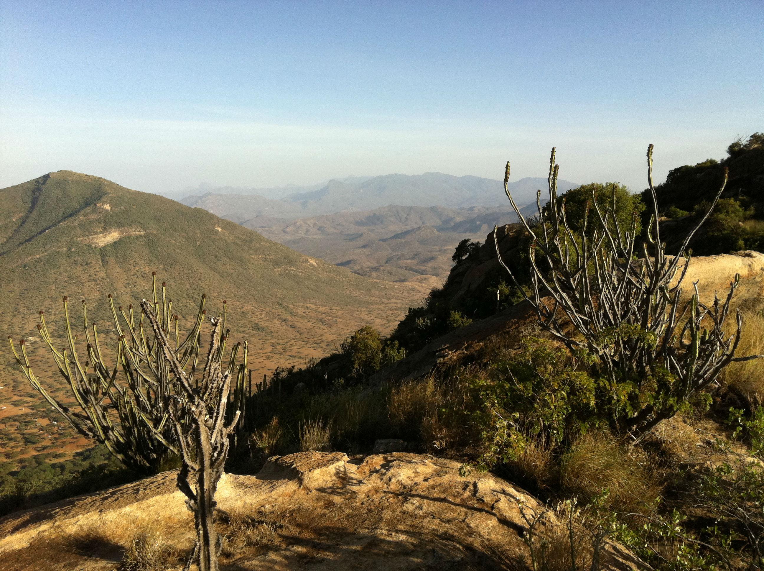 Trekking & Rock Climbing