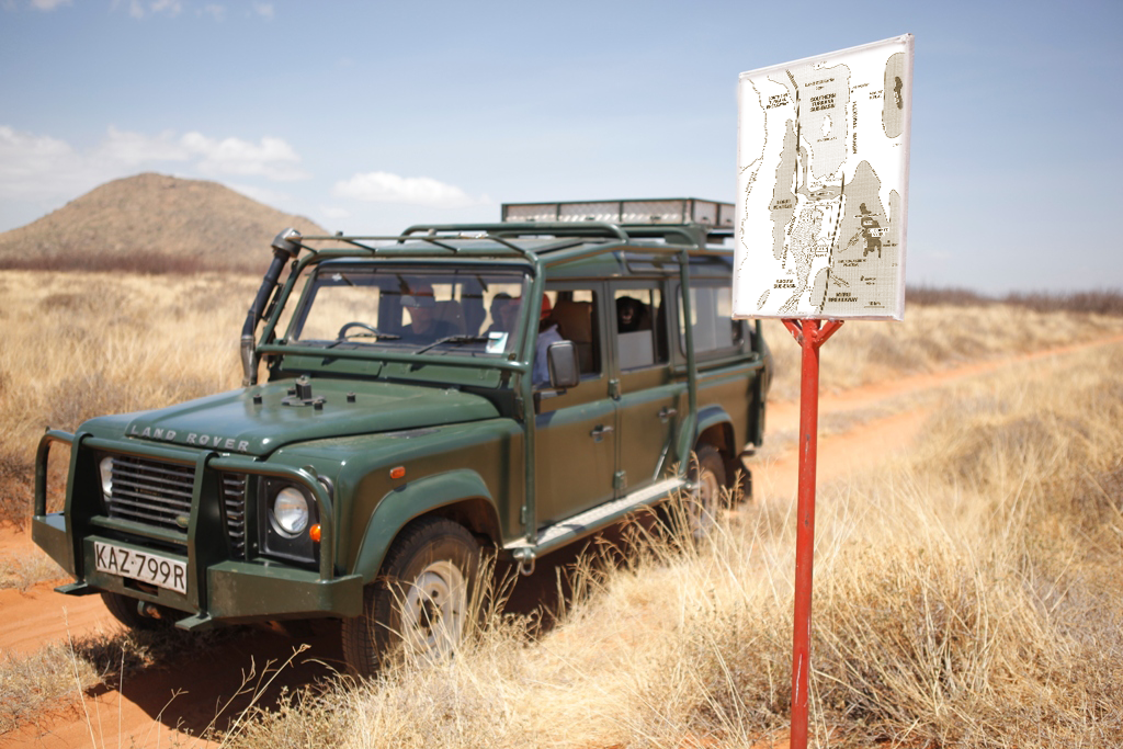 Drive 4X4 safaris in North Kenya