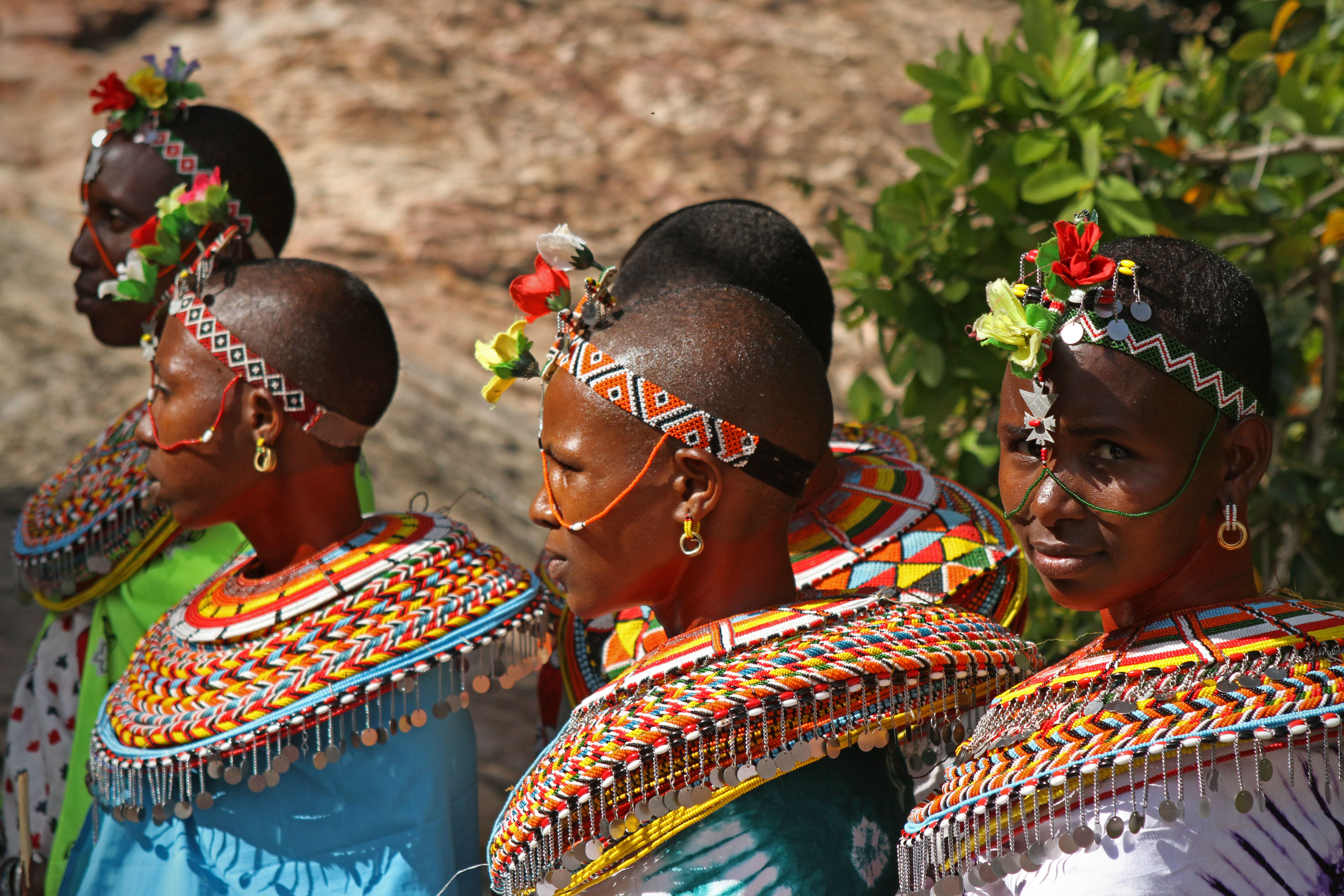 CULTURAL VISITS TO THE SAMBURU AND TURKANA COMMUNITIES