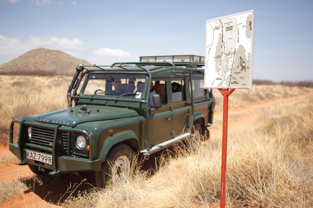 DRIVE 4X4 SAFARIS IN NORTH KENYA